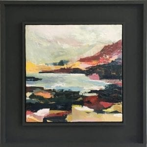 Georgia Elliott Artist_The Art Buyer Gallery_Hayswater