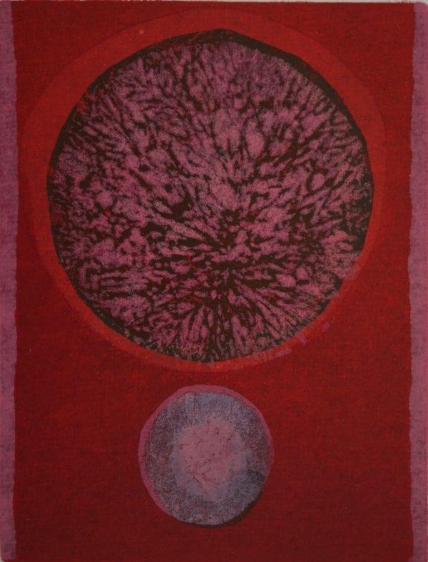 Nascent Print By Dorothy Hanna
