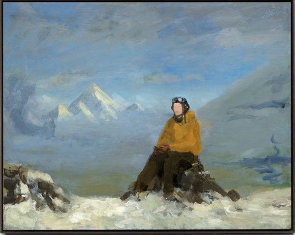 David Storey The Airman The Art Buyer Gallery