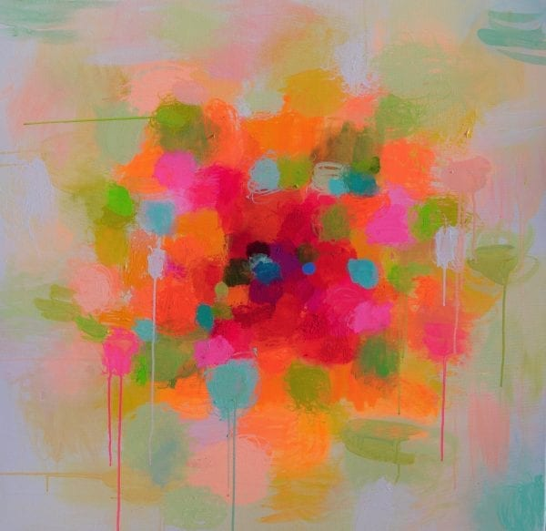 Clouds of Many Colours Sandy Dooley The Art Buyer Gallery