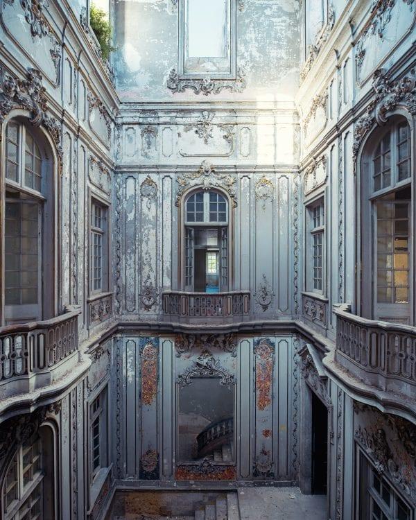 Escada do Palacio by Gina Soden The Art Buyer Gallery