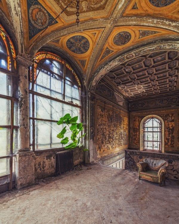 Villa Scoppio Gina Soden The Art Buyer Gallery