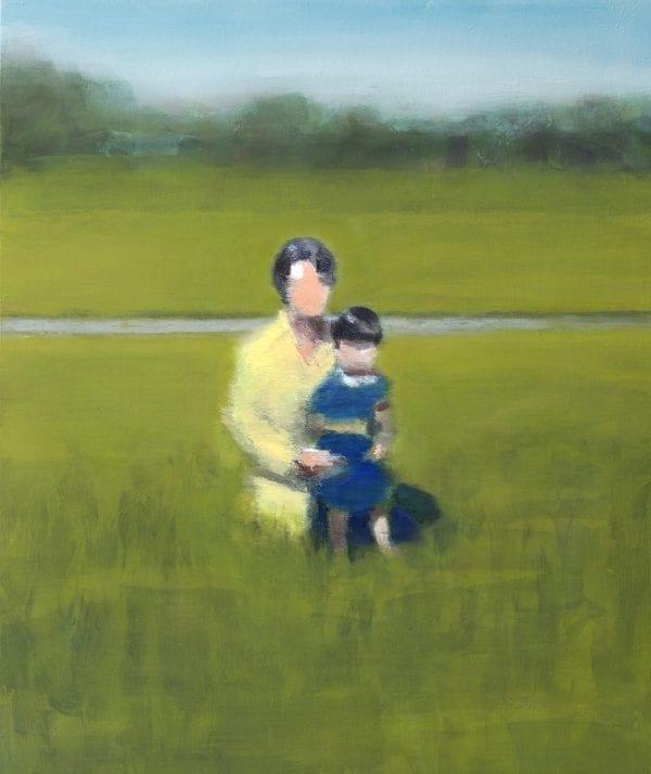 Holding On_David Storey_The Art Buyer Gallery