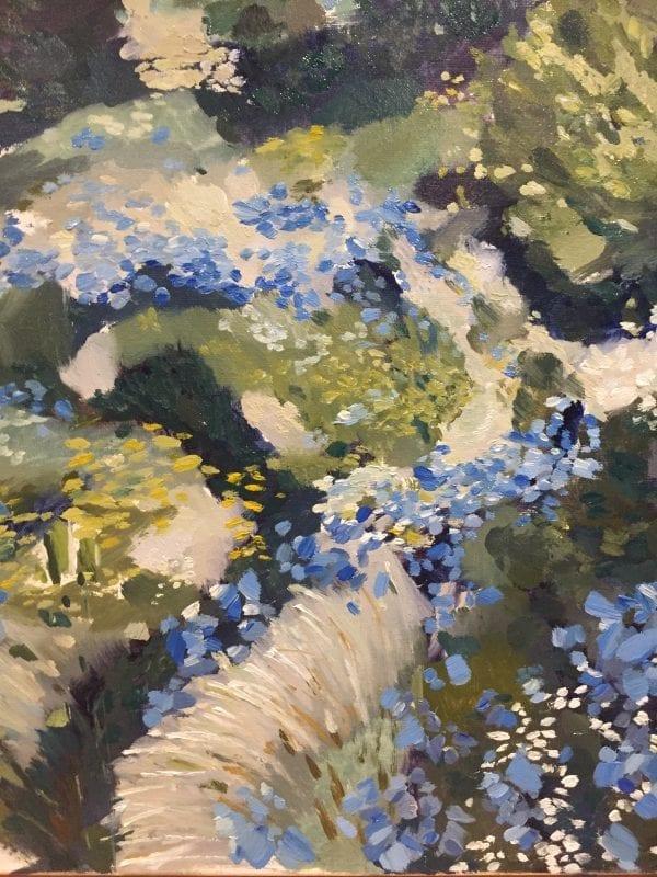 Aliums Ellie Caeti The Art Buyer Gallery