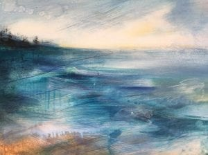 Underlying Imprints Amy Albright The Art Buyer Gallery