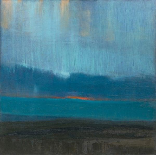 Winter Sun_David Scott Moore_The Art Buyer Gallery