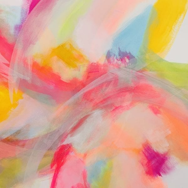 Peaches and Dreams_Jane Wachman_The Art Buyer Gallery