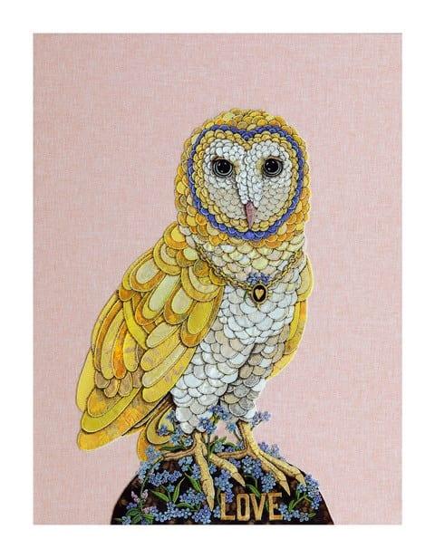 Love Print_Zara Merrick_The Art Buyer Gallery