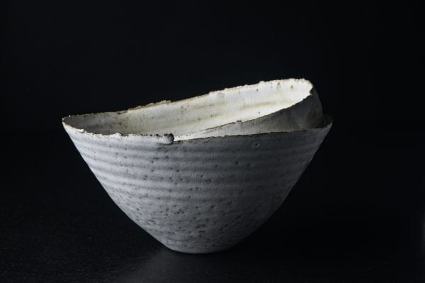 Small Ragged_Ceramic_Clare Palmer_The Art Buyer Gallery