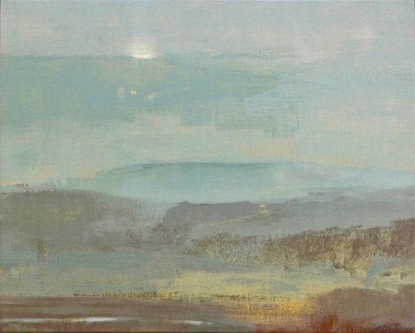 Turquoise Panorama_David Scott Moore_The Art Buyer Gallery