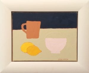 Cup, Bowl and Lemons_Sophie Harding_The Art Buyer Gallery