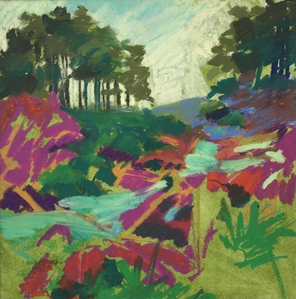 Dartmoor III_Julia Rowlands_The Art Buyer Gallery
