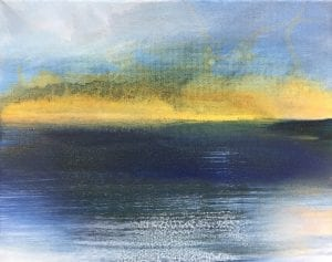 Endless Ochre_Amy Albright_The Art Buyer Gallery