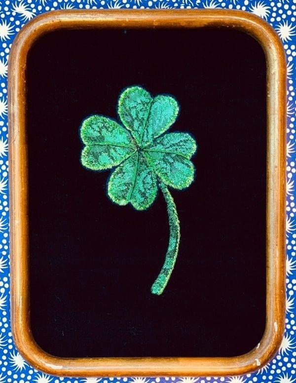 Four Leaf Clover_Zara Merrick_The Art Buyer Gallery