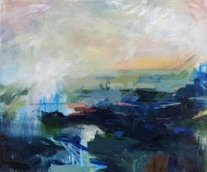 Surge and Spill_Georgia Elliott_The Art Buyer Gallery