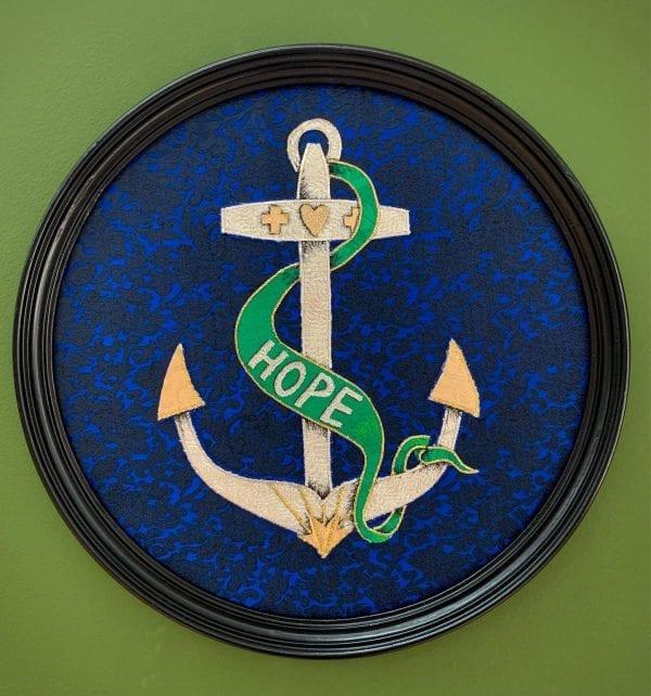 Hope and Anchor_Zara Merrick_The Art Buyer