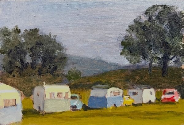 Mobile Homes_David Storey_The Art Buyer Gallery