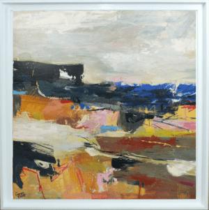 Nothing But The Wind_Georgia Elliott_The Art Buyer Gallery