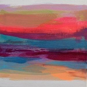 Pink Pathways (West Sussex)_Jane Wachman_The Art Buyer Gallery