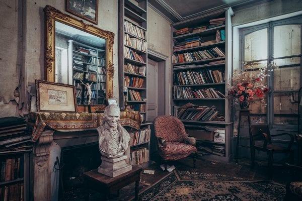 Salle Detude_Gina Soden_The Art Buyer Gallery