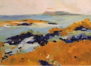 Snake Island_Ellie Caeti_The Art Buyer Gallery