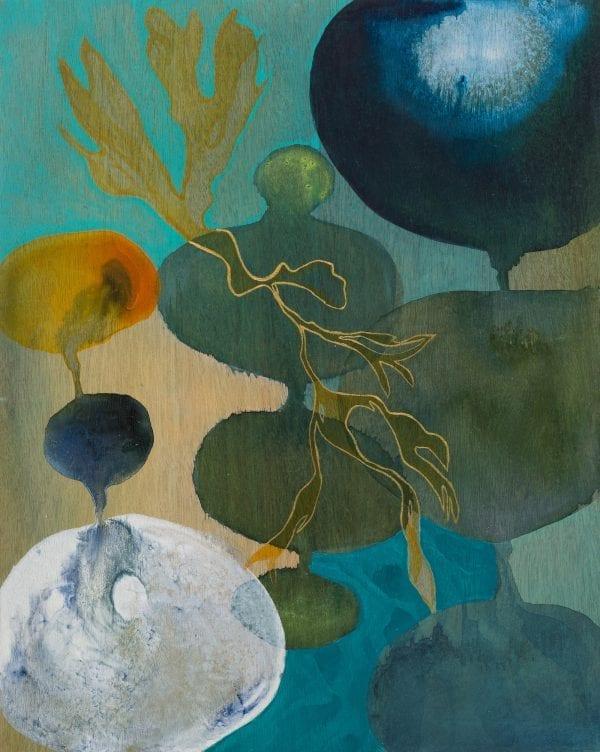 Slow Float_Tara Leaver_The Art Buyer Gallery