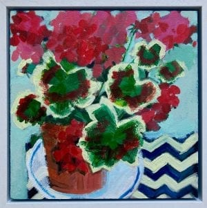 Geranium_Lia and Maria Fletcher_The Art Buyer Gallery