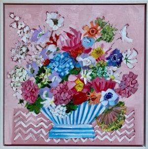 Summer of Joy_Lia and Maria Fletcher_The Art Buyer Gallery