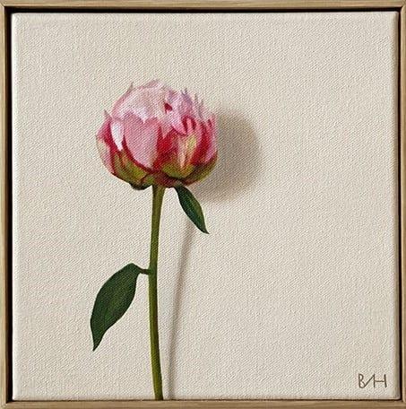 Nearly Peony III_Bess Harding_The Art Buyer Gallery