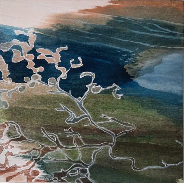 Sea Notes_Tara Leaver_The Art Buyer Gallery