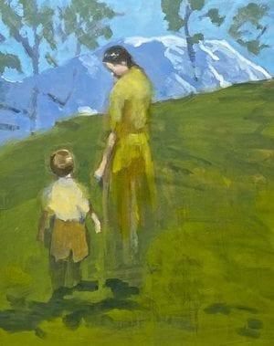 Take My Hand_David Storey_The Art Buyer Gallery