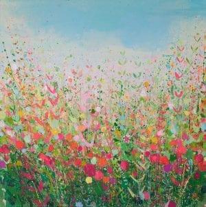 Spring Pinks II_Sandy Dooley_The Art Buyer Gallery