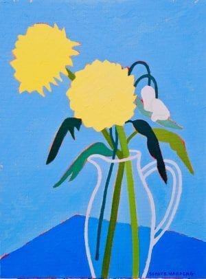 Big Yellow Flowers_Sophie Harding_The Art Buyer Gallery