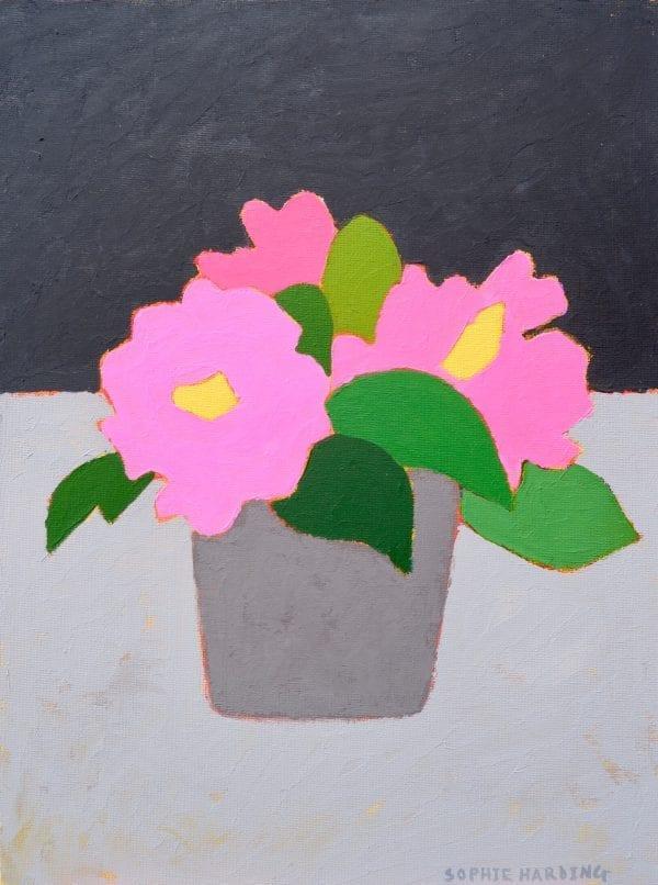 Brightest Camelias_Sophie Harding_The Art Buyer Gallery