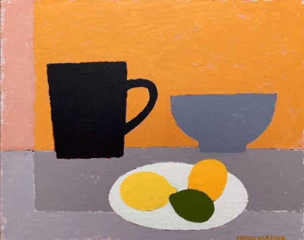 Still Life and Citrus Fruit_Sophie Harding_The Art Buyer Gallery