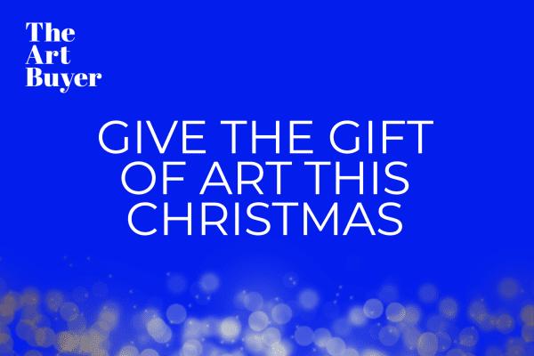 The Art Buyer Art Gift Voucher