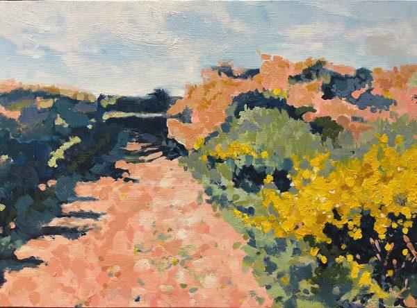 Morning Light_Ellie Caeti_The Art Buyer Gallery