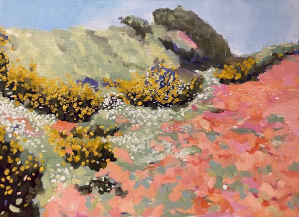 Vale Gorse_Ellie Caeti_The Art Buyer Gallery