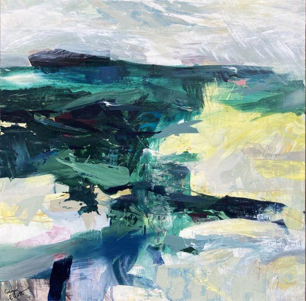 Clear Seeing_Georgia Elliott_The Art Buyer Gallery