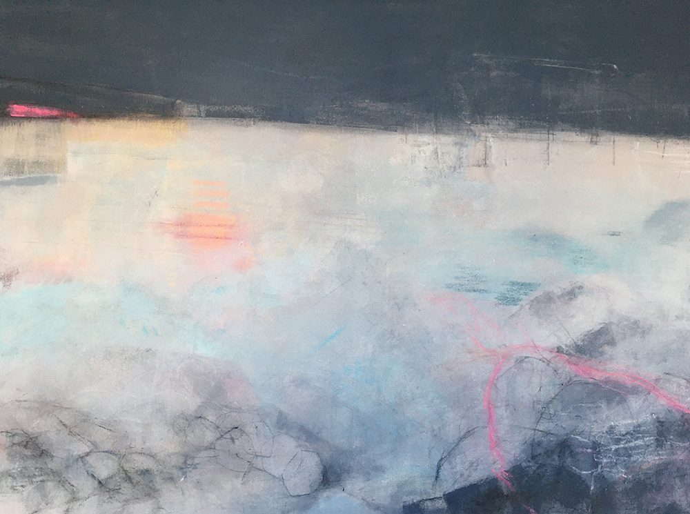 Ebb and Glow_Amanda Blunden _The Art Buyer Gallery