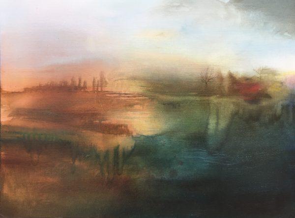 Enchanting Presence_Amy Albright_The Art Buyer Gallery