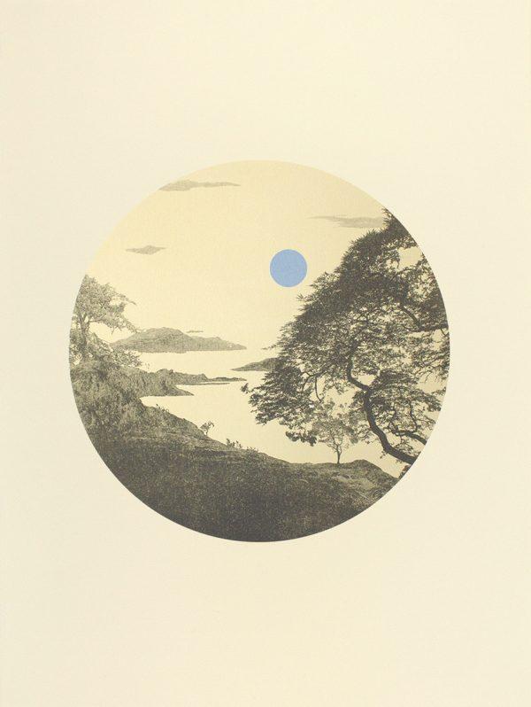 Midsummer Moon_Sherrie Leigh Jones_The Art Buyer Gallery