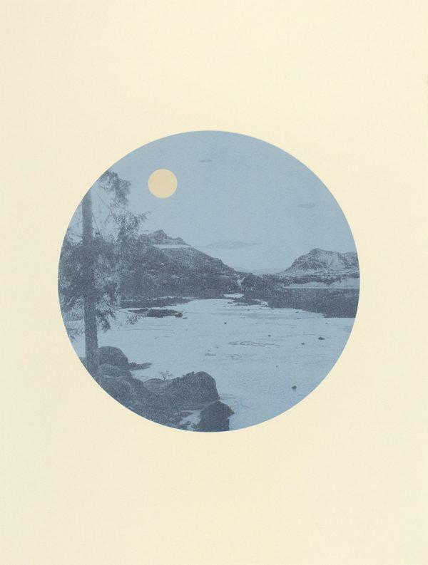 Moon Over The Plain_Sherrie-Leigh Jones_The Art Buyer Gallery